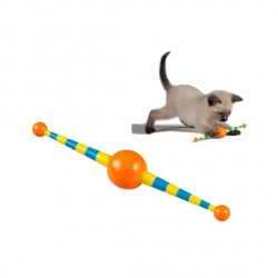 PETSTAGES Chat - Baguette Tourbillon Whirly Gig