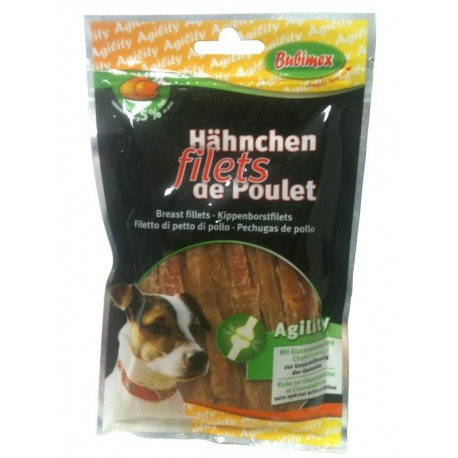PROMO ! Filets de Poulet Agility 100gr (Light) - Bubimex