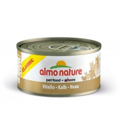 ALMO NATURE Classic Chat, Veau 70gr