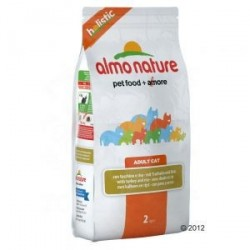 ALMO NATURE Holistic Croquettes Chat Adulte Dinde et Riz 2Kg