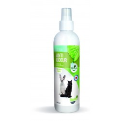 NATURLY'S Lotion Chien/ Chat Anti Odeur sans rinçage 200ml