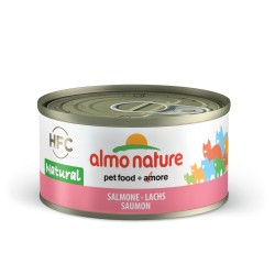 ALMO NATURE Chat, Saumon 70gr