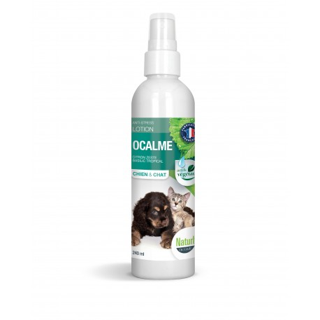 NATURLY'S Lotion Chien/ Chat Ocalme Marjolaine 200ml