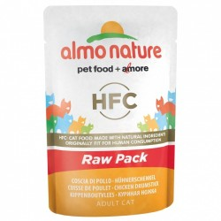 ALMO NATURE Green Label Chat - Blanc de Poulet 55gr