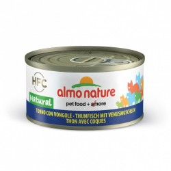 ALMO NATURE Classic Chat, Thon avec coques 70gr