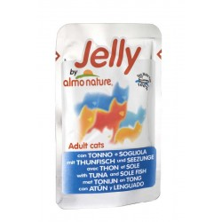 JELLY Chat Thon et Sole 70gr