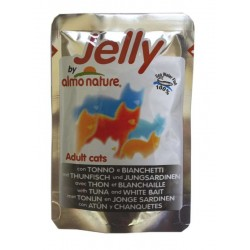 JELLY Chat Thon et blanchailles 70gr