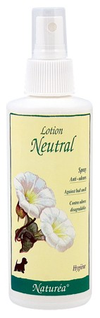 Spray anti odeurs Chien/ Chat, Lotion Neutral NATUREA