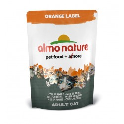 ALMO NATURE Orange Label - Croquettes Sardine 105gr