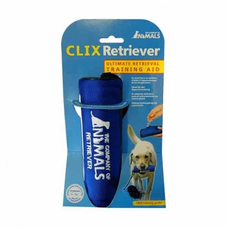 Clix Retriever - apprentissage rapport chiot