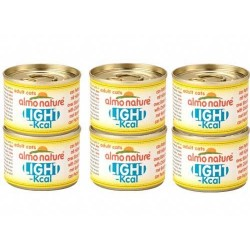 PROMO ! ALMO NATURE LIGHT, Blanc de Poulet 50g