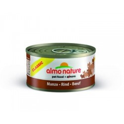 ALMO NATURE Classic Chat, Boeuf 70gr