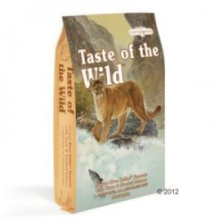 TASTE OF THE WILD Canyon River Feline - Croquettes chat