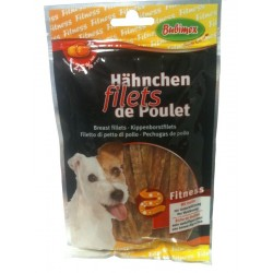 PROMO ! Filets de Poulet Fitness 100gr (Light) - Bubimex