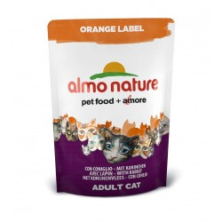 ALMO NATURE Orange Label - Croquettes Lapin