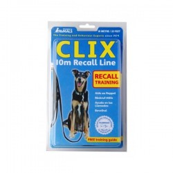 Longe de Rappel 10m - Clix Recall Line - The Company of Animals
