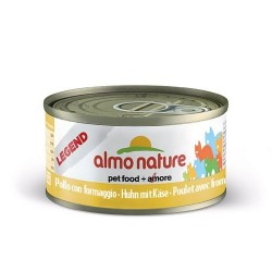ALMO NATURE Legend Chat, Poulet avec fromage 70gr