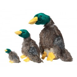 Peluche Canard pour Chien - House of Paws (plusieurs tailles)