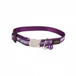 Collier RED DINGO Souris Violet Rose pour Chat