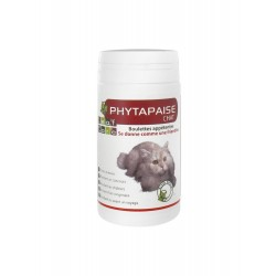LEAF CARE Phytapaise - Boulettes pour Chat 40gr (en situation de stress)