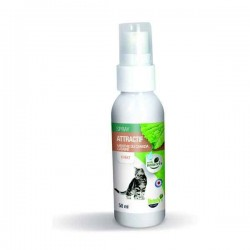 NATURLY'S OCTAVE Spray attractif Menthe du Canada Cataire pour Chat 50ml