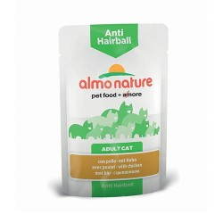ALMO NATURE Anti Hairball au Poulet 70gr