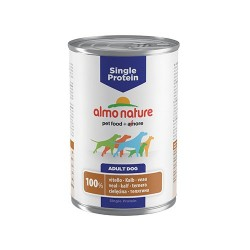 ALMO NATURE Chien, Single Protein Veau 400gr