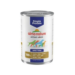 ALMO NATURE Chien, Single Protein Canard 400gr