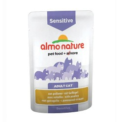 ALMO NATURE Sensitive Volaille 70gr