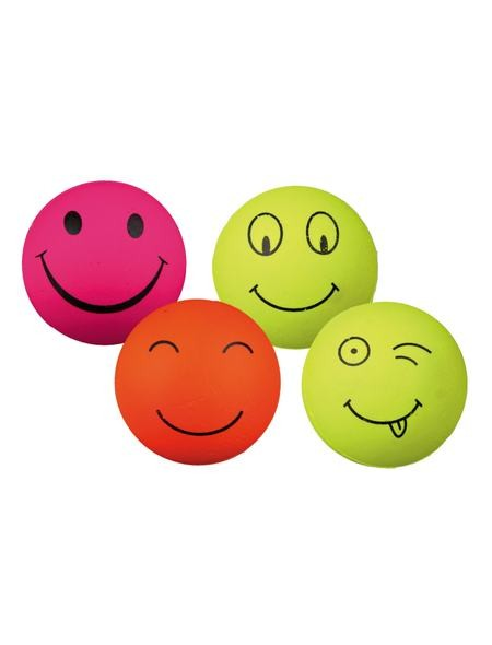 Balle SMILEY 6cm - TRIXIE
