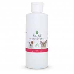 PHYTO COMPAGNON - Shampoing N°4 Anti-puces et anti-tiques 200ml