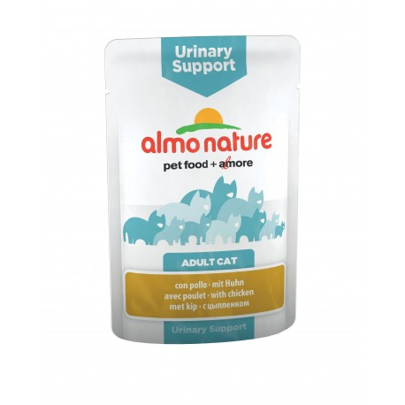 ALMO NATURE Urinary Support au Poulet 70gr