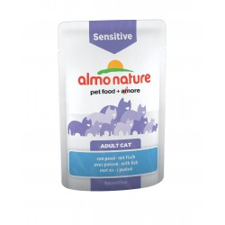 ALMO NATURE Sensitive Poisson 70gr