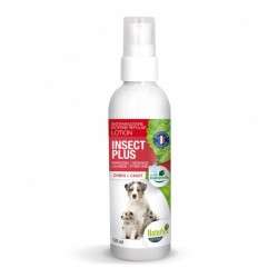 NATURLY'S Lotion Insect Choc Géraniol pour Chien/ Chat 100ml