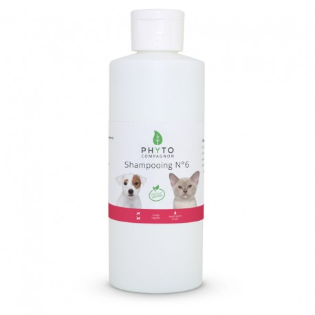 PHYTO COMPAGNON - Shampooing N°6 Action Dermatologique 200ml