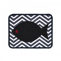 Set de table mini tapis repas POISSON (30*40cm) - PET REBELLION