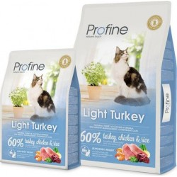 PROFINE Light - Croquettes chat 3kg