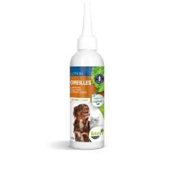 NATURLY'S OCTAVE Lotion Oreille Lavande Tea Tree pour Chien/ Chat 100ml
