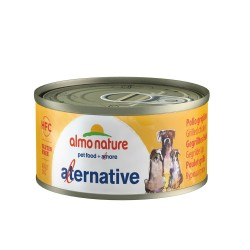 ALMO NATURE HFC Alternative Chien, Poulet Grillé 70gr