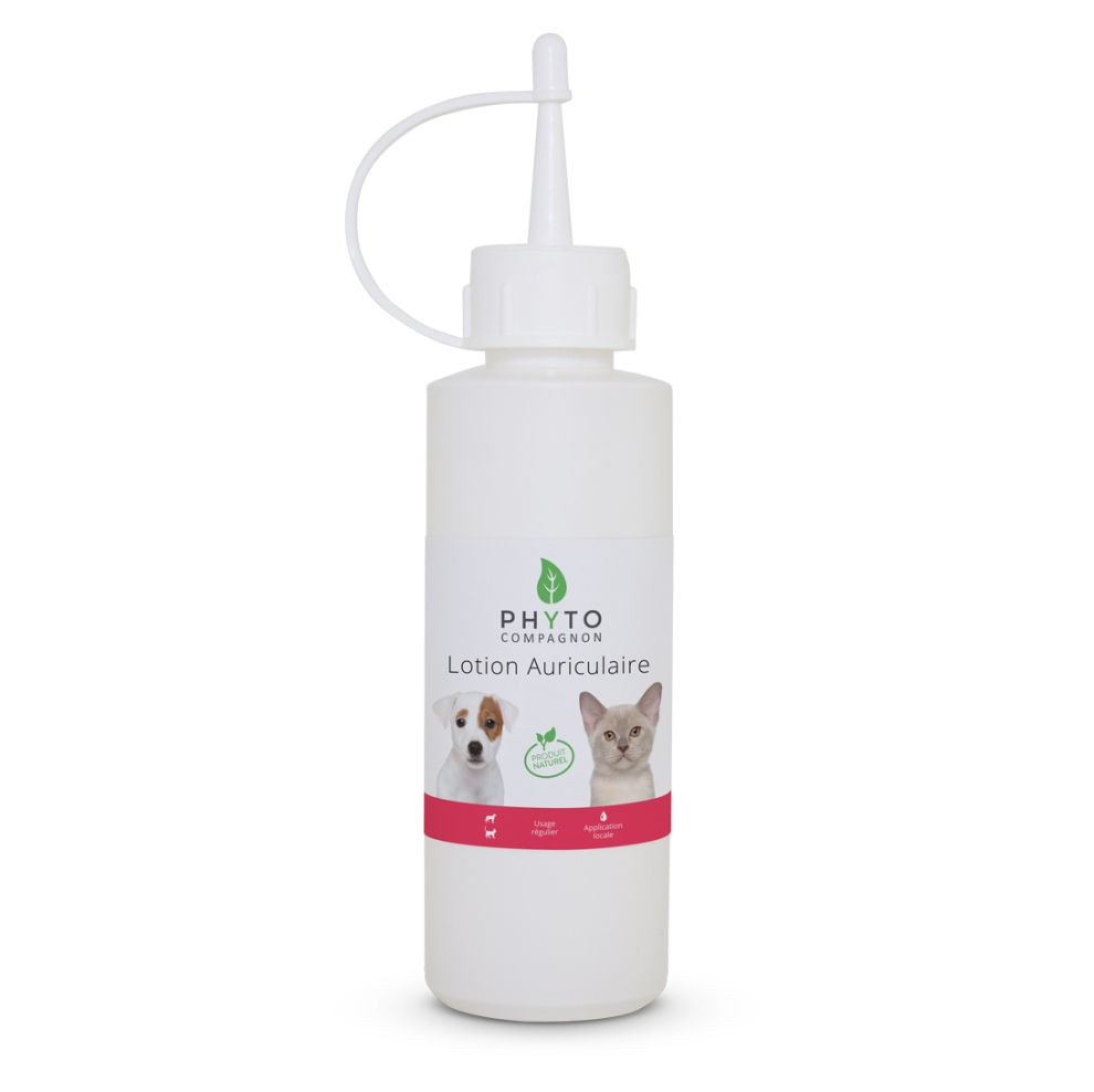 PHYTO COMPAGNON - Lotion Auriculaire 125ml