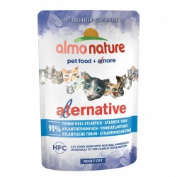 Almo Nature ALTERNATIVE HFC Thon de l'Atlantique 55gr