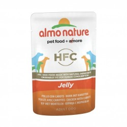 JELLY CLASSIC Chien Poulet Carottes 70gr - ALMO NATURE