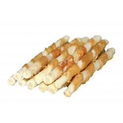 Chickies Sticks, 15 bâtonnets à mâcher au Poulet 120gr (light)