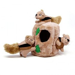 Peluche Hide a Squirrel pour Chien Small - OUTWARD HOUND