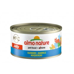 ALMO NATURE HFC Jelly Chat, Maquereau 70gr