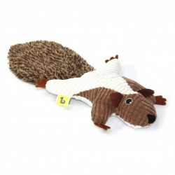 Peluche Ecureuil catnip pour Chat - BE ONE BREED