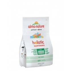 ALMO NATURE Holistic Maintenance Croquettes Chat Adulte Dinde fraîche (plusieurs conditionnements)