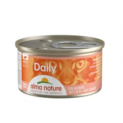 DAILY MENU Chat - Mousse avec Saumon 85gr