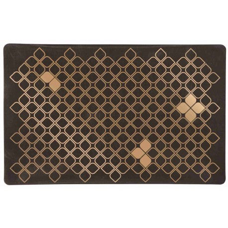 Set de Table tapis Chat brun et bronze DESSERT 44*28cm - TRIXIE