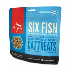 ORIJEN Six Fish Friandises pour Chat 35gr
